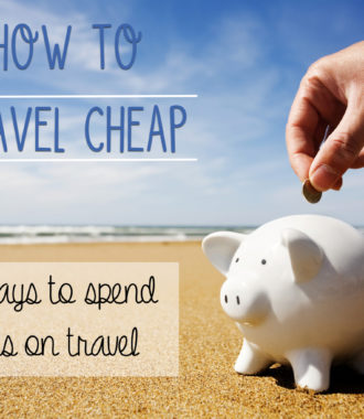 cheap traveling