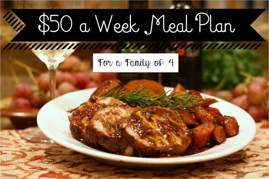 $50 Meal Plan
