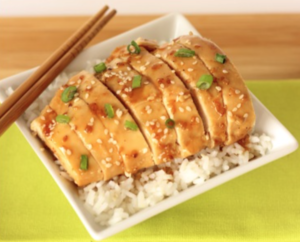 sesame-chicken