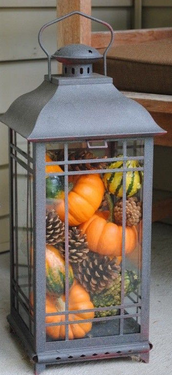 100 Cheap and Easy Fall Decor DIY Ideas - Prudent Penny ...