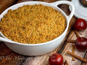 3-ingredient-apple-oatmeal-crisp