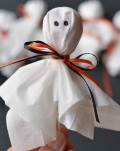 ghost lollipop