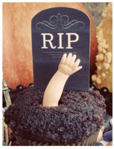 tombstone topper