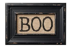 boo frame