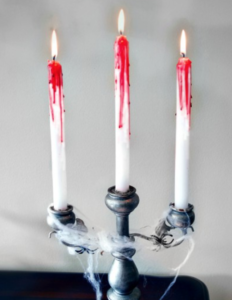 bleeding candle 2