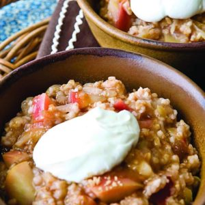 apple-oatmeal