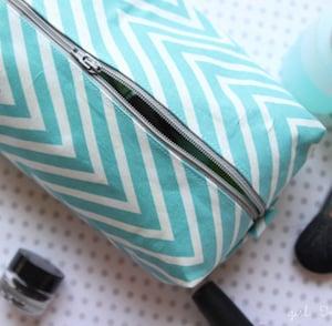 DIY Cosmetic Bag