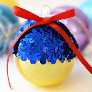 Disney Princess Christmas Ornament