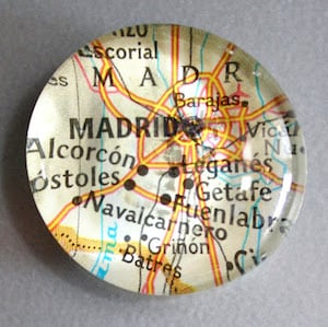 Easy Map Magnets