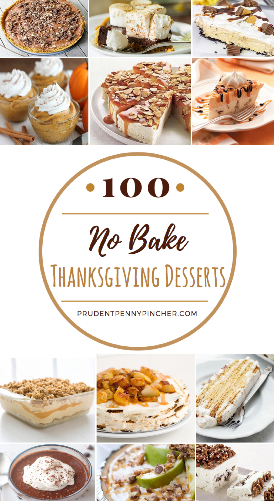 no bake thanksgiving