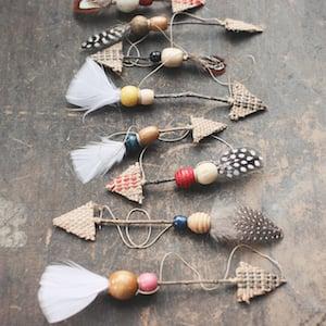 Rustic Twig Arrows