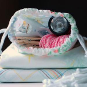 Fort Kit Bag tutorial
