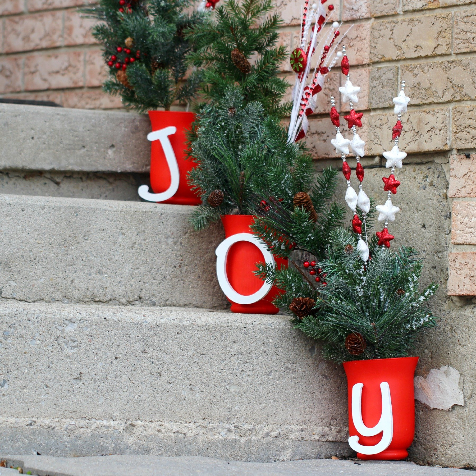 title | Diy Christmas Outdoor Decorations