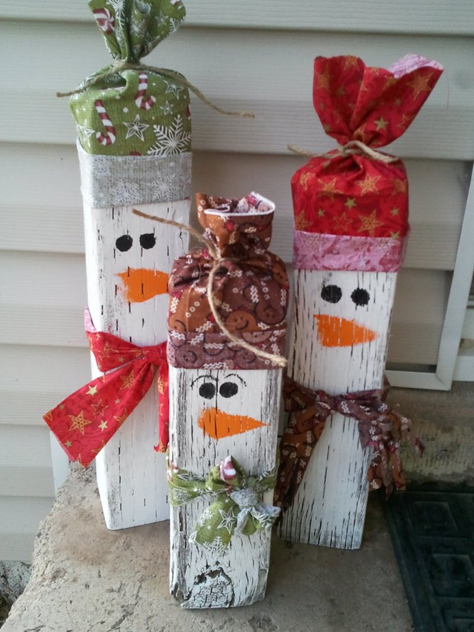 outdoor snowman2 - Cheap Christmas Decorations