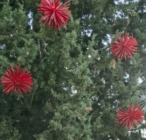 50 Cheap Easy Diy Outdoor Christmas Decorations Prudent