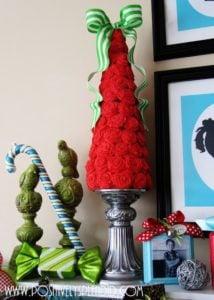 rolled-rosette-tree