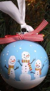 snowman-fingerprints
