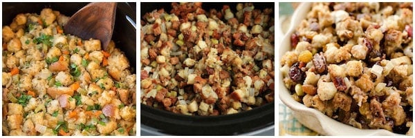 Stuffing Crockpot Thanksgiving Recipes