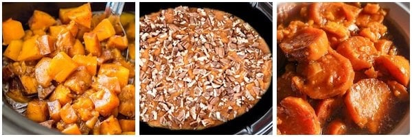 Sweet Potatoes Crockpot Thanksgiving Recipes