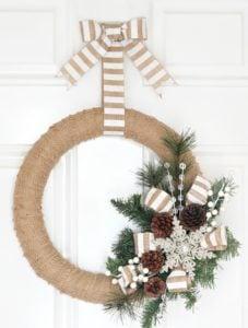 wreath-burlap