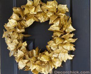 wreath-gold
