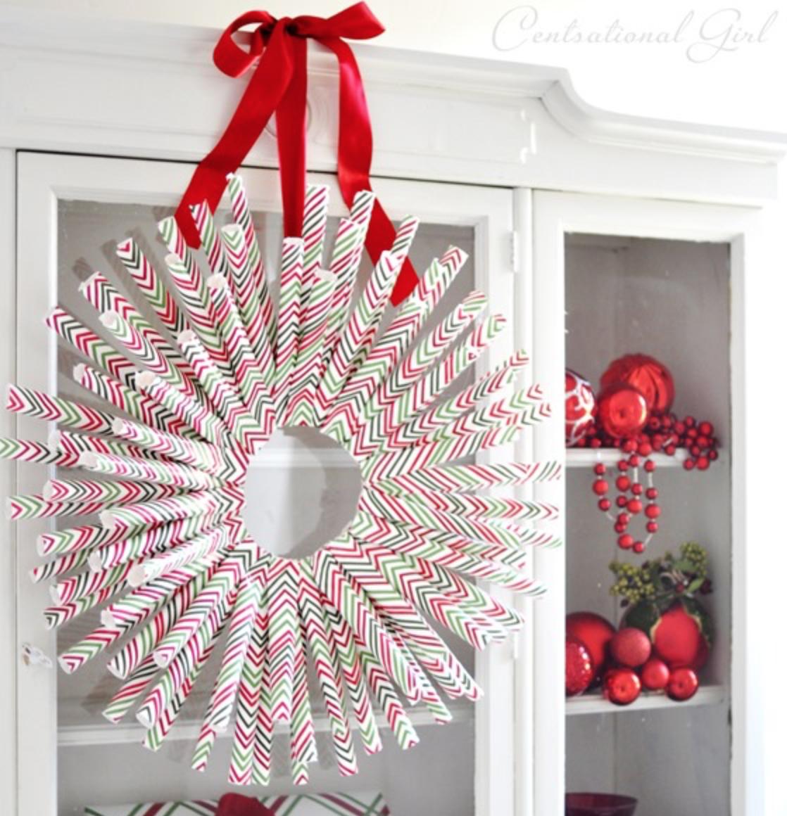 Easy Diy Rustic Christmas Decorations