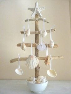 beach christmas decor ideas 17