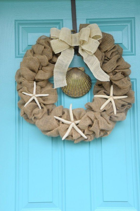 50 Cheap Amp Easy Diy Coastal Christmas Decorations