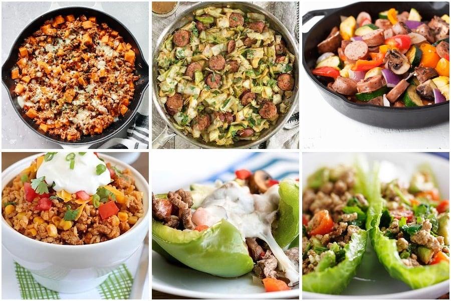Ground Turkey and Ground Beef Cheap Healthy Meals