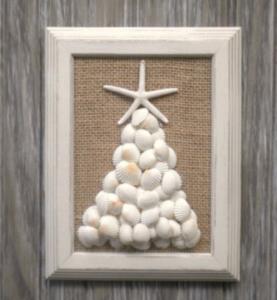 burlap-framed-shell-tree