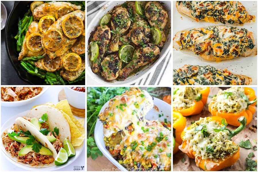 ChickenCheap and Healthy Dinner Recipes