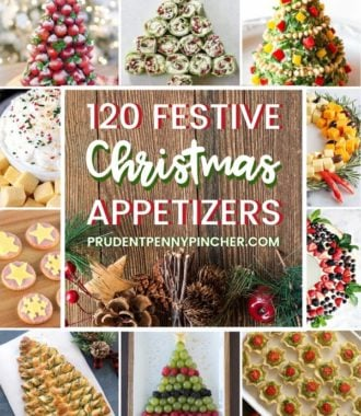 120 Festive Christmas Appetizers