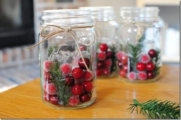 Cranberries Jar