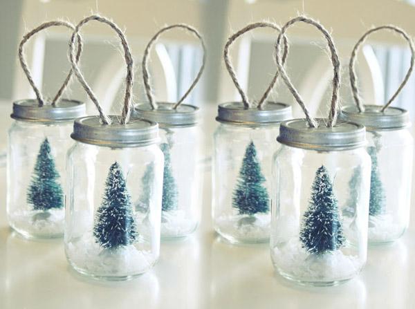 Diy Mason Jar Christmas Ornaments_707508