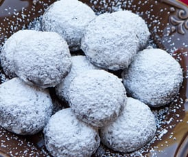 Mexican Wedding Cookies White Cake Mix
