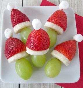 Christmas Tree Fruit Platter.120 Festive Christmas Appetizers Prudent Penny Pincher