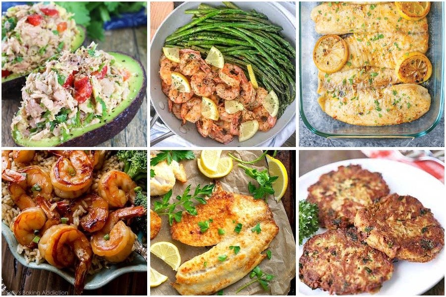 Cheap and Healthy Seafood Dinners