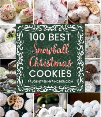 100 Best Snowball Christmas Cookies