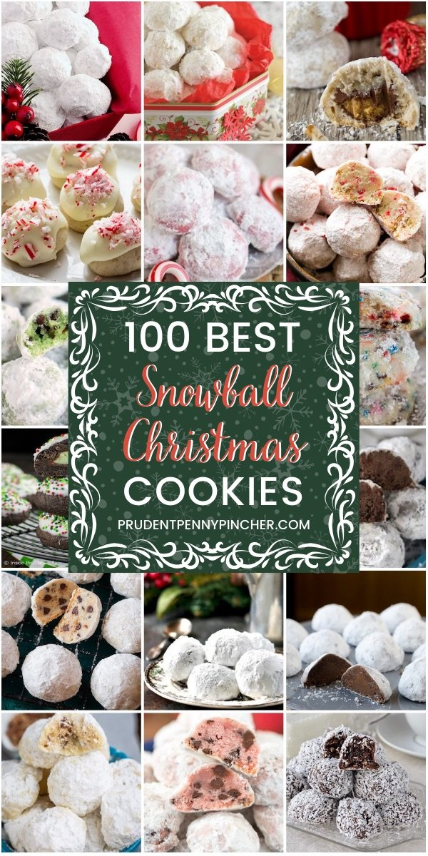 100 Best Snowball Christmas Cookies