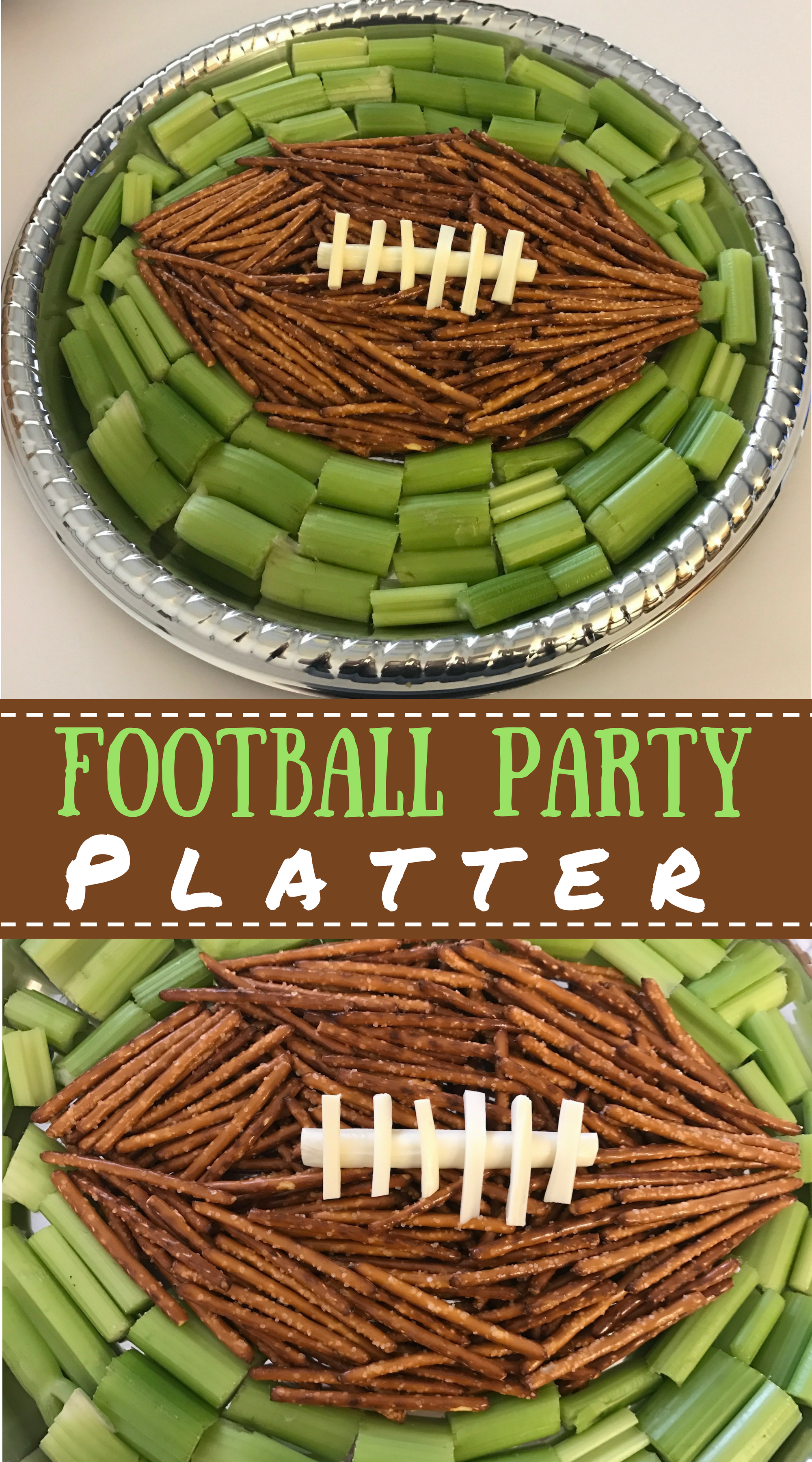 Healthy Football Party Appetizer Prudent Penny Pincher