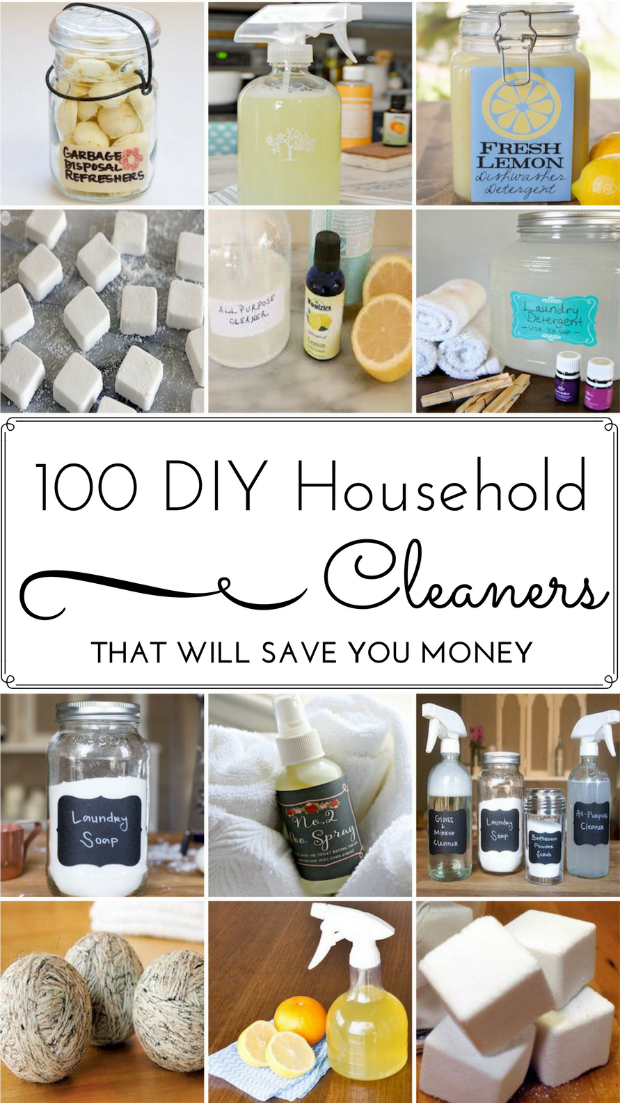 diy cleaner recipes