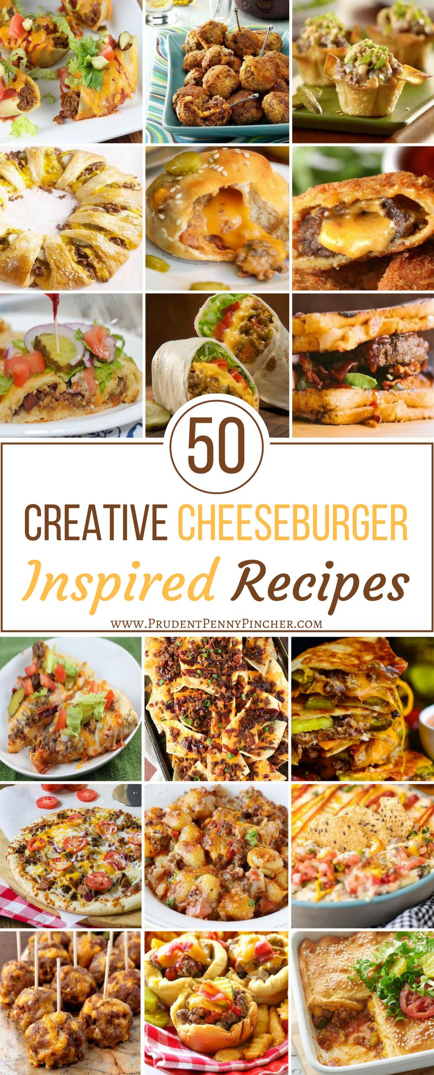 cheeseburger-inspired