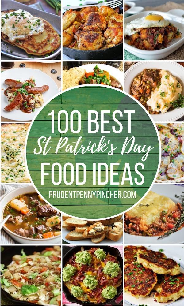 100 Best St Patrick's Day Food Ideas
