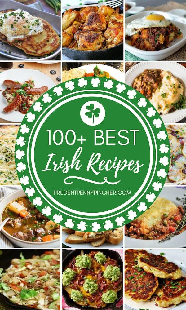 100 Best St. Patricks Day Food Ideas