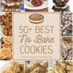 50 Best No Bake Cookies