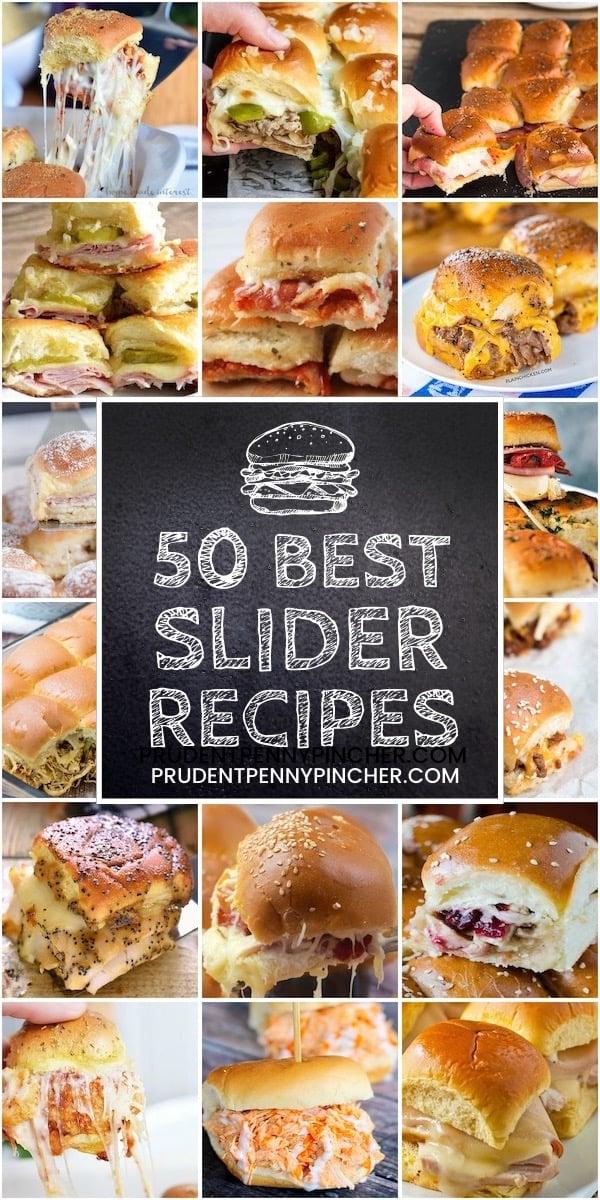 50 Best Slider Recipes