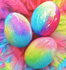 100 Diy Easter Egg Decorations Prudent Penny Pincher
