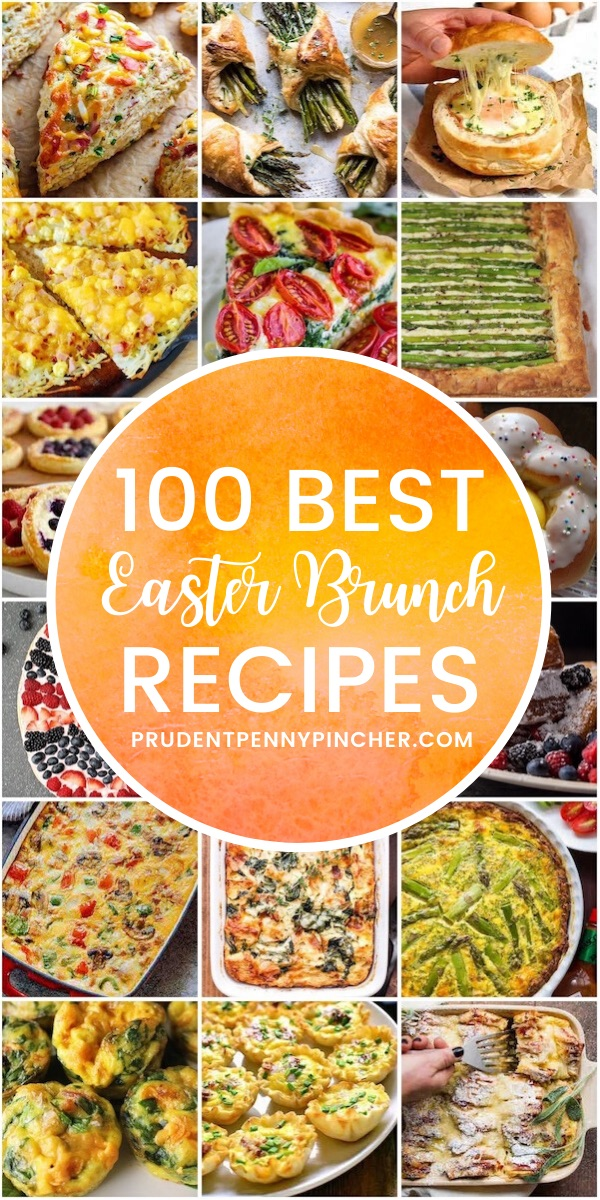 100 Best Easter Brunch Recipes