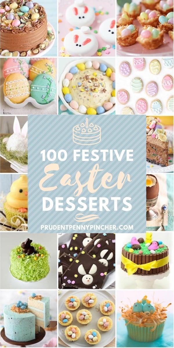 100 Festive Easter Desserts