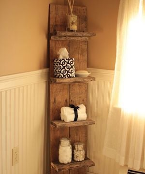 Mason Jar Wall Sconce Bathroom